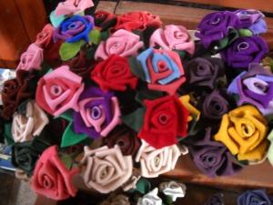Plethera of roses